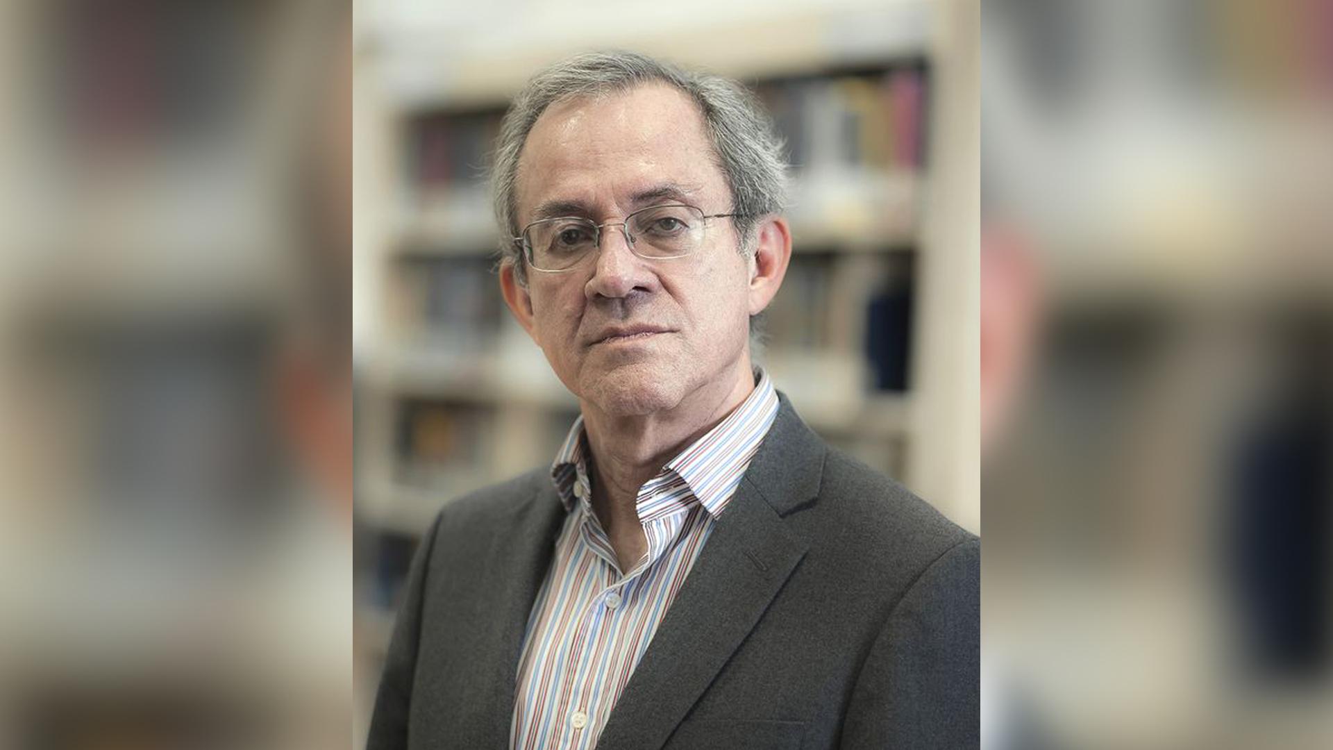 El historiador y escritor Jorge Orlando Melo.