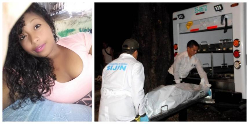 Adriana Carolina Morales Apusmaina, asesinada.