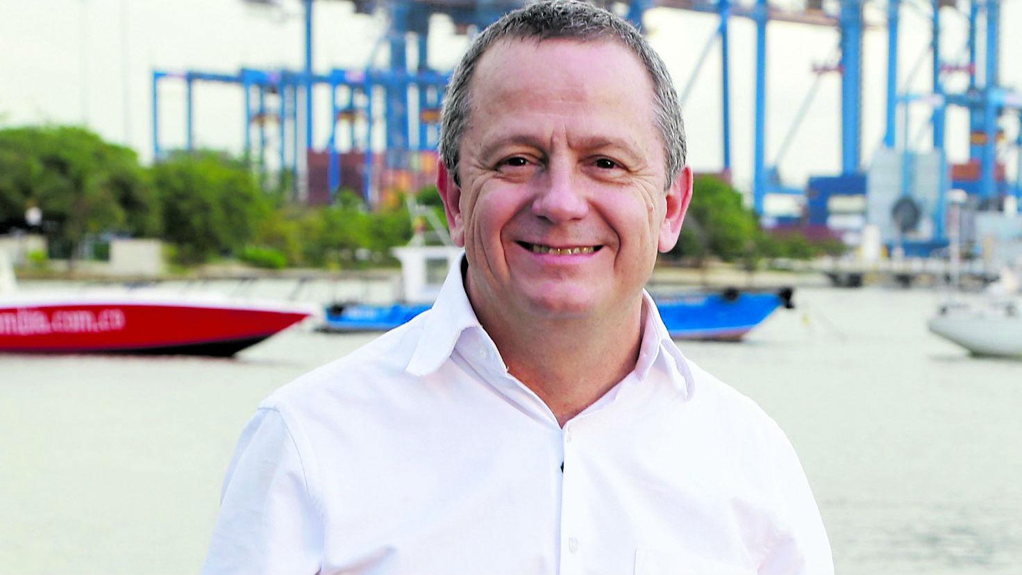 Juan Diego Mejía Mejía, presidente de Esenttia.
