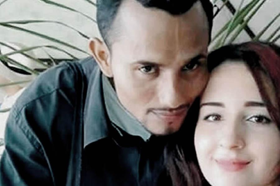 Tras el crimen, allegados a Linda publicaron en redes sociales esta foto y exigían la captura de González.