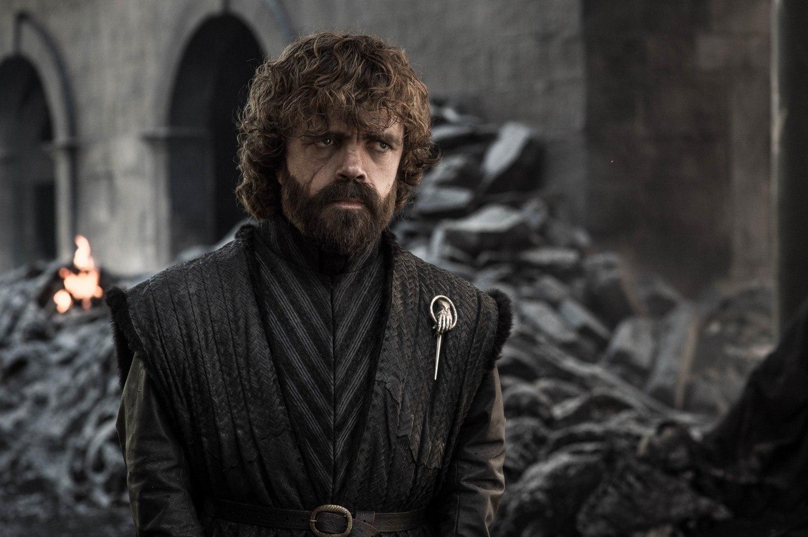 Fotograma  de Peter Dinklage (Tyrion Lannister).
