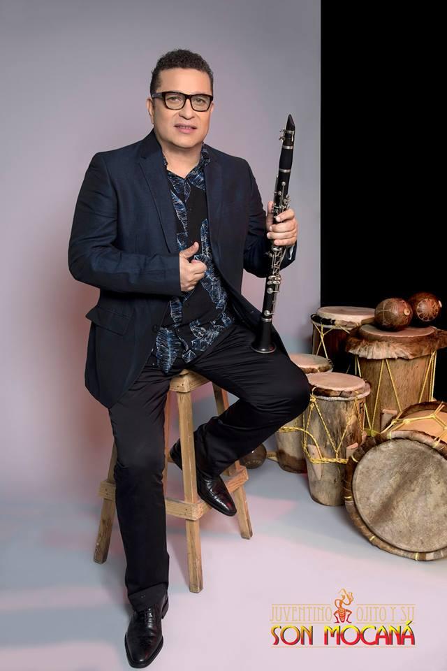 Juventino Ojito, músico de Polonuevo.
