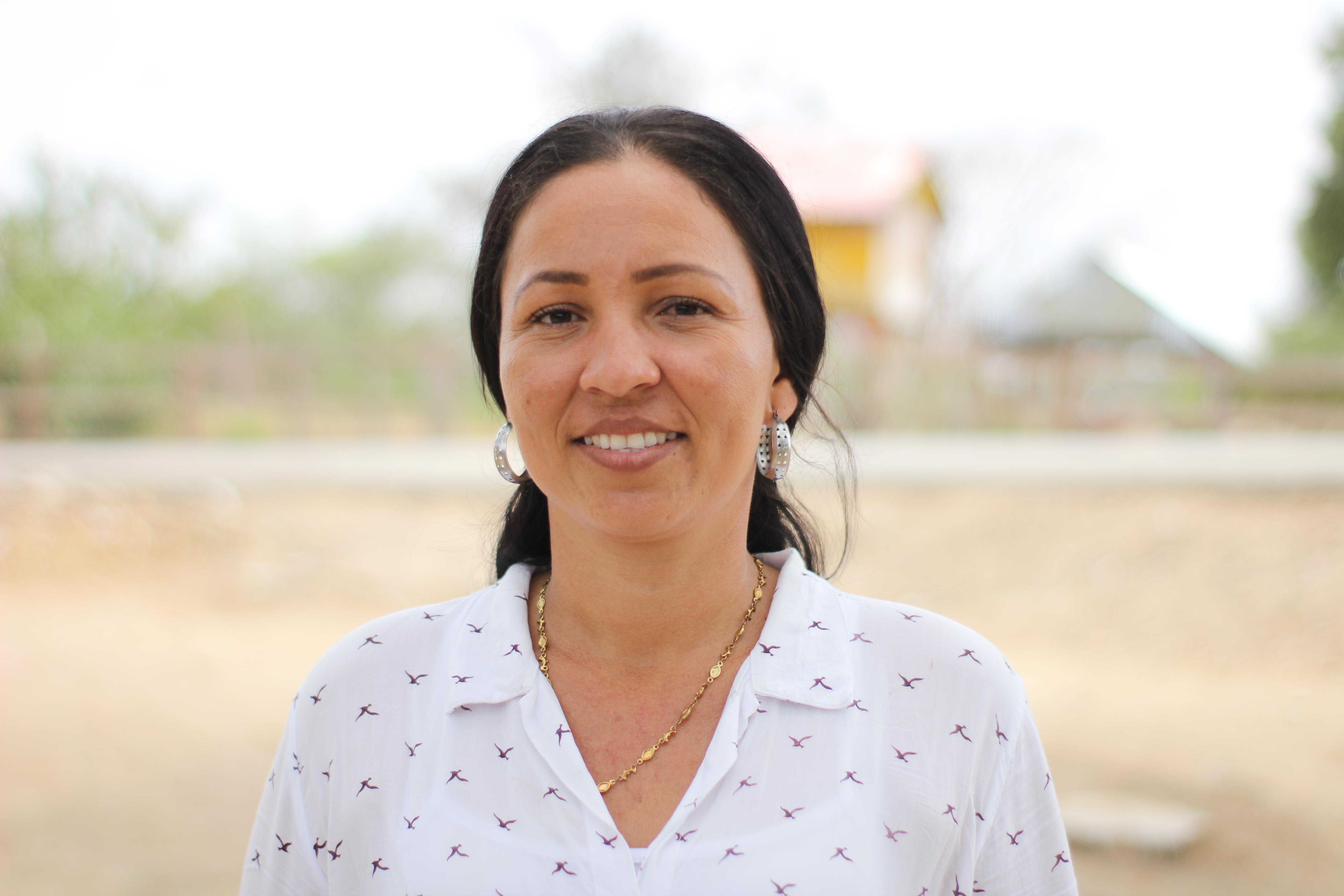 Lesa María Daza Crespo.
