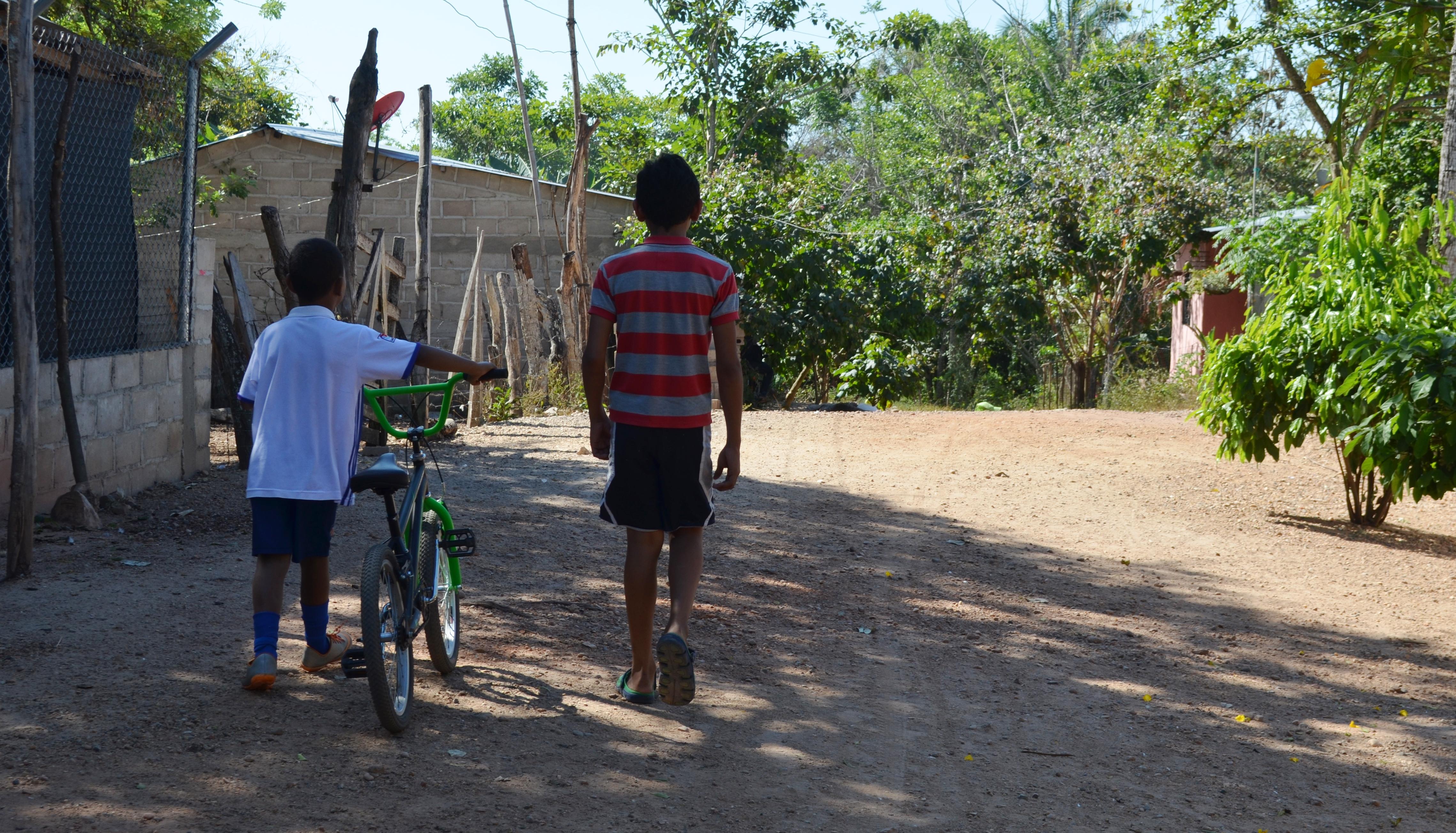 Los niños son los más afectados con el mal de Chagas.
