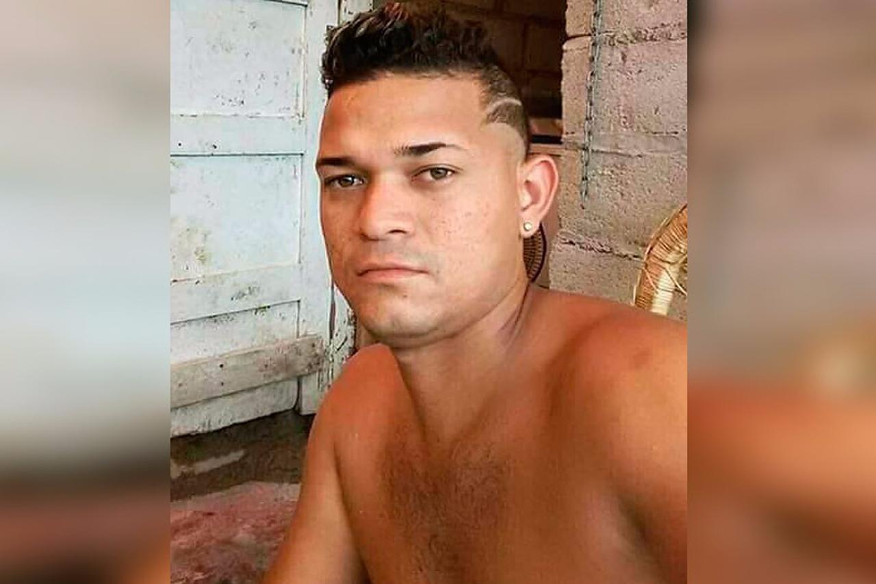 Luis Ángel Villero, asesinado.