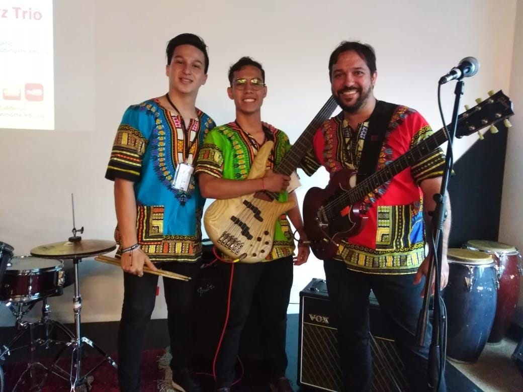 Mapuka Jazz.
