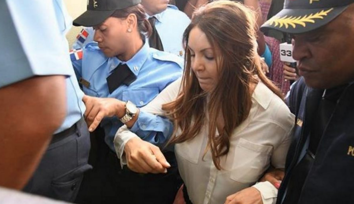 Marisol Franco, esposa del capo.
