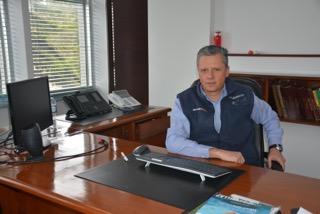 Miguel Rangel Galvis, presidente de Eternit