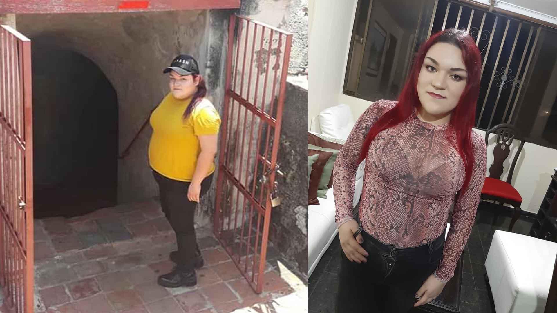 Cindy se sometió a un bypass y mejoró sus hábitos alimenticios.