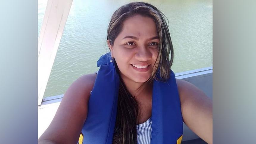 Julieth Urueta H, mujer encontrada.