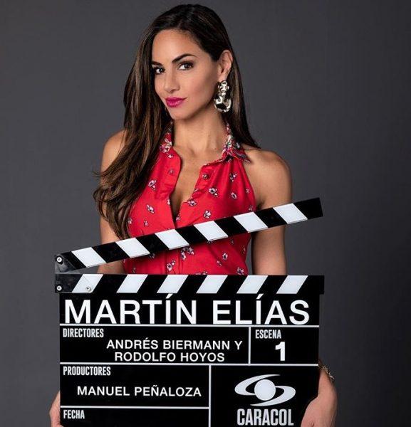 Valerie estará en la producción inspirada en la vida del fallecido cantante Martín Elías.