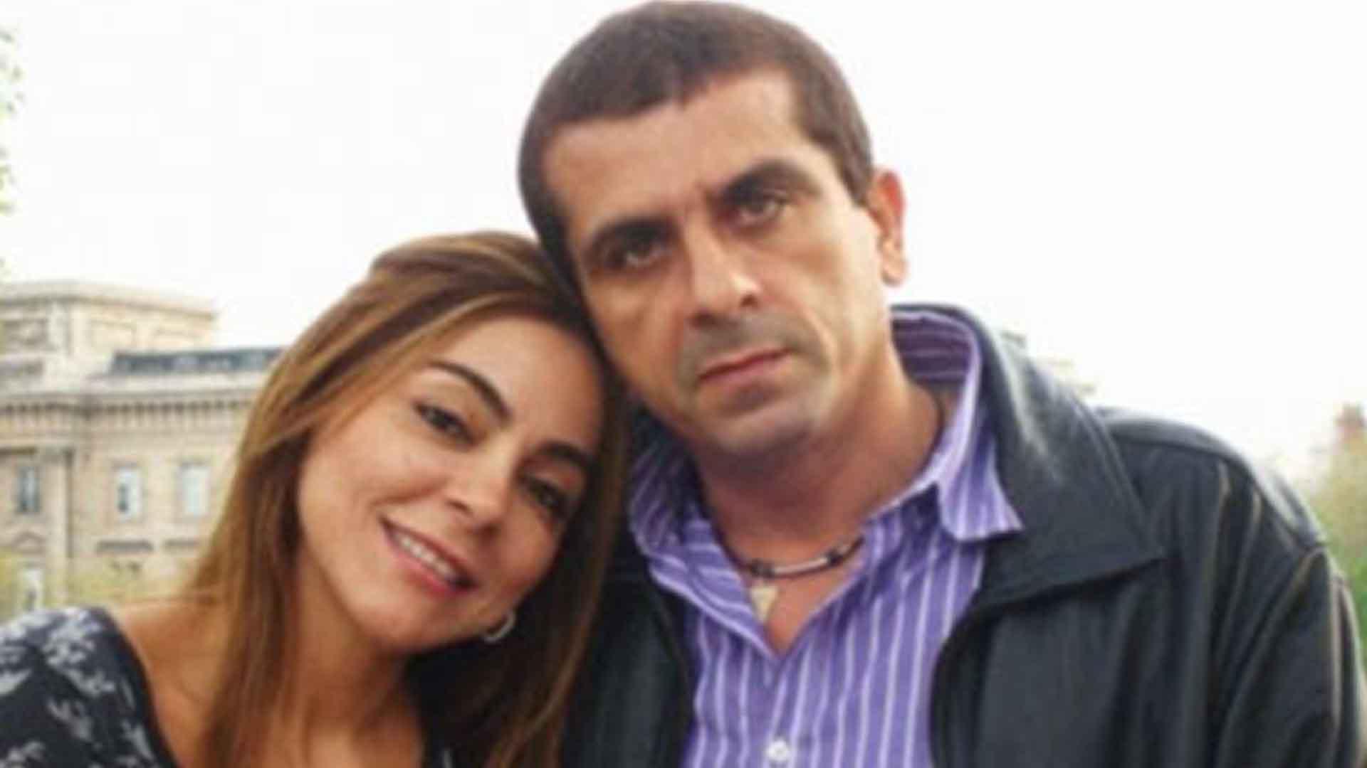 Clarena Acosta y Samuel Viñas.