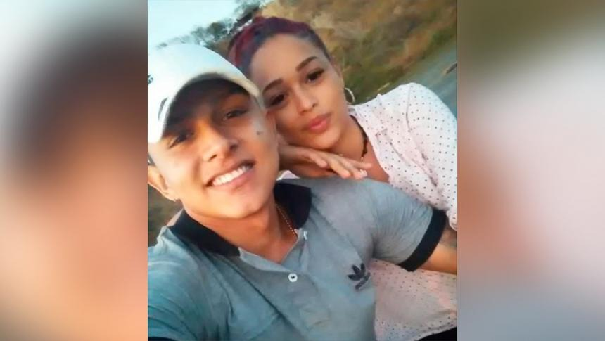 Kevin Maury y Laura Guarín, desaparecidos.