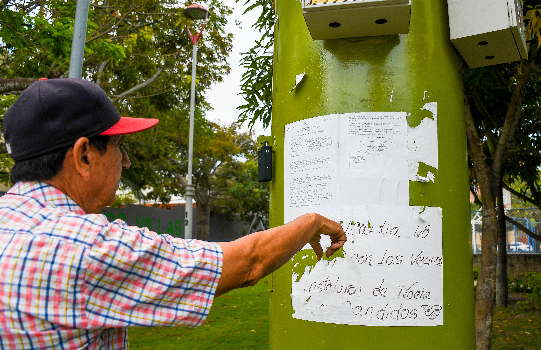 Señala la acción popular interpuesta contra el Distrito de Barranquilla.