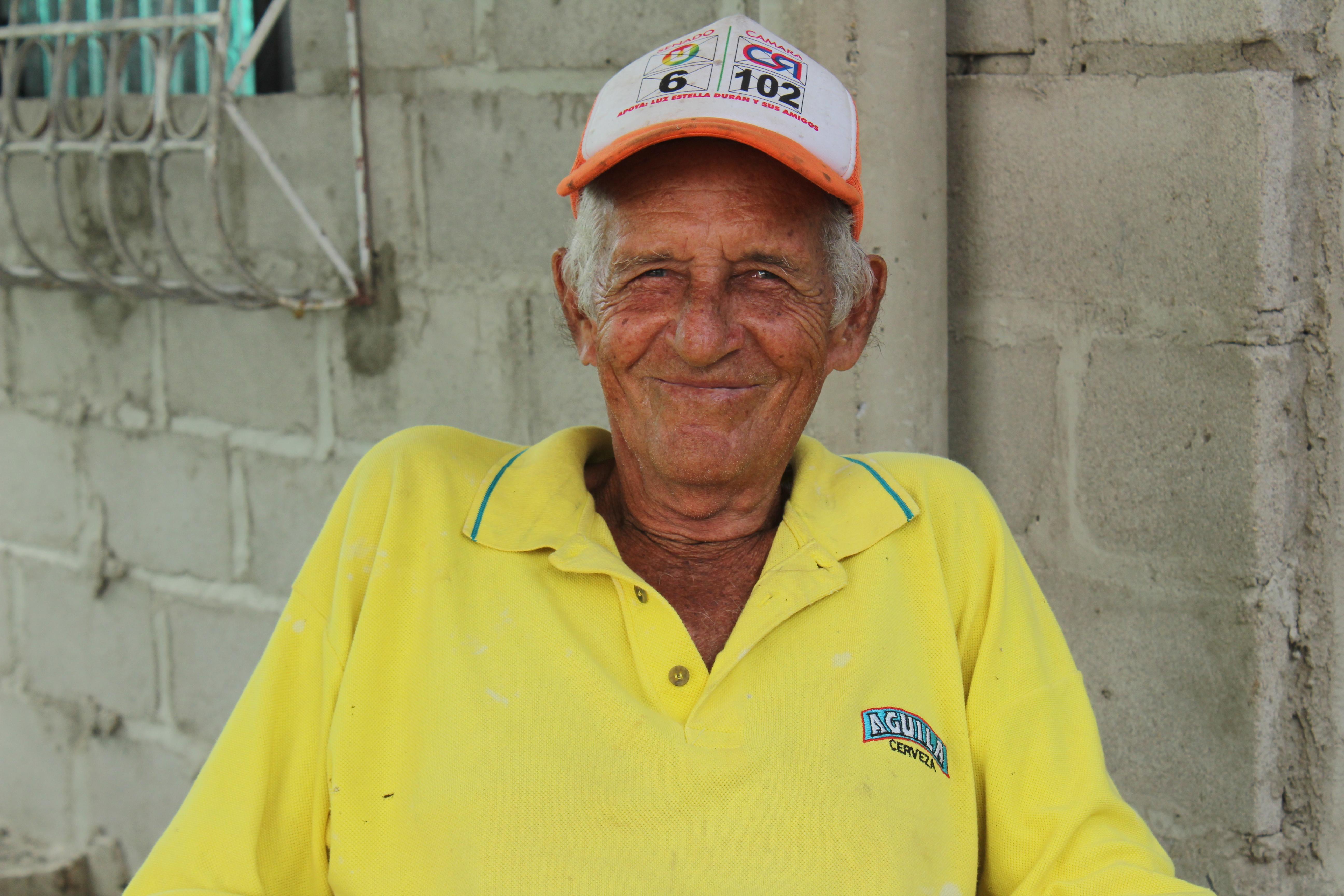 Pedro Vargas Manga.