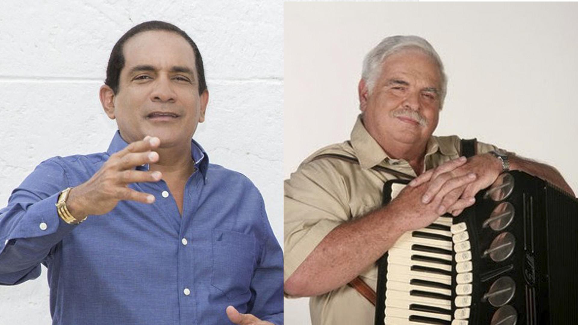 Rafael Manjarrez y Rafael Ricardo