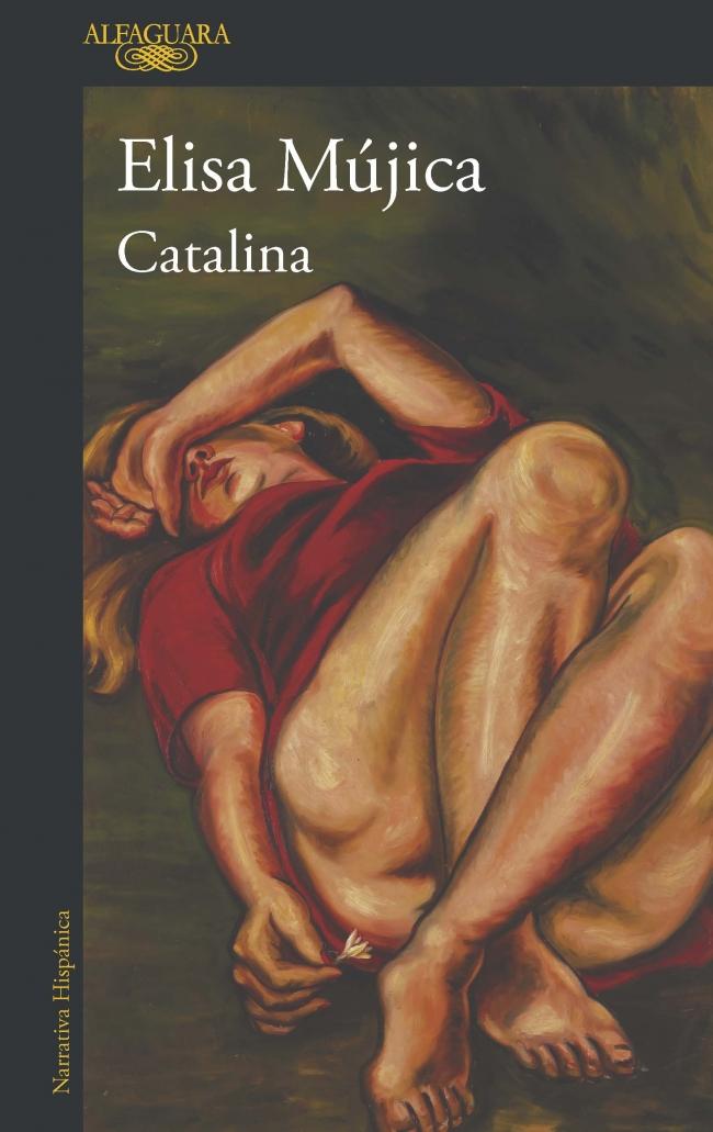 Portada de ‹Catalina› (Alfaguara), de Elisa Mújica.