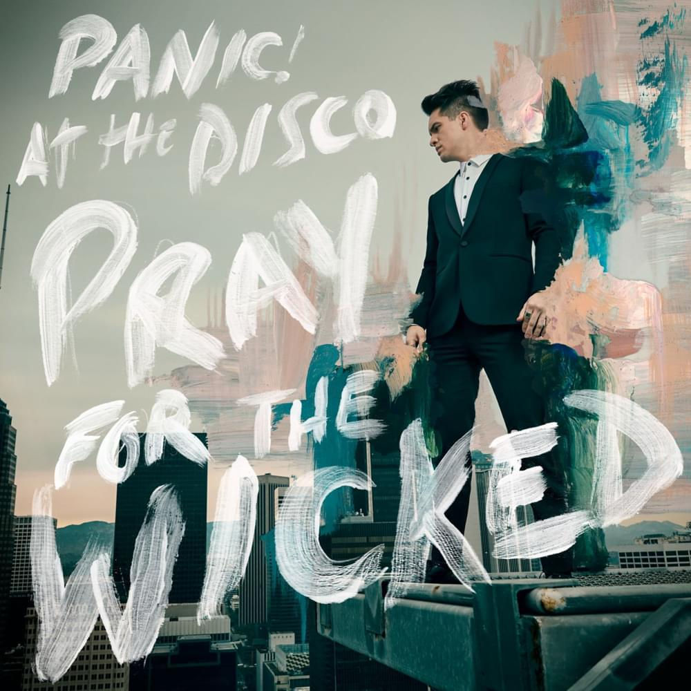 Portada del disco 'Pray For The Wicked' de Panic! at the Disco.