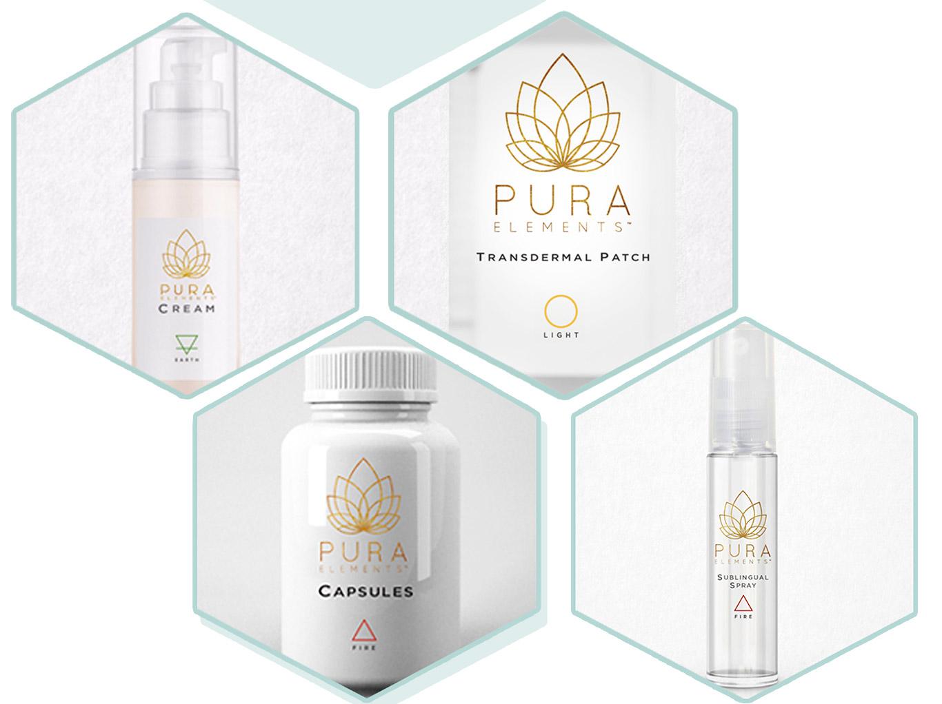 Productos dela empresa samaria Sativa Nativa.