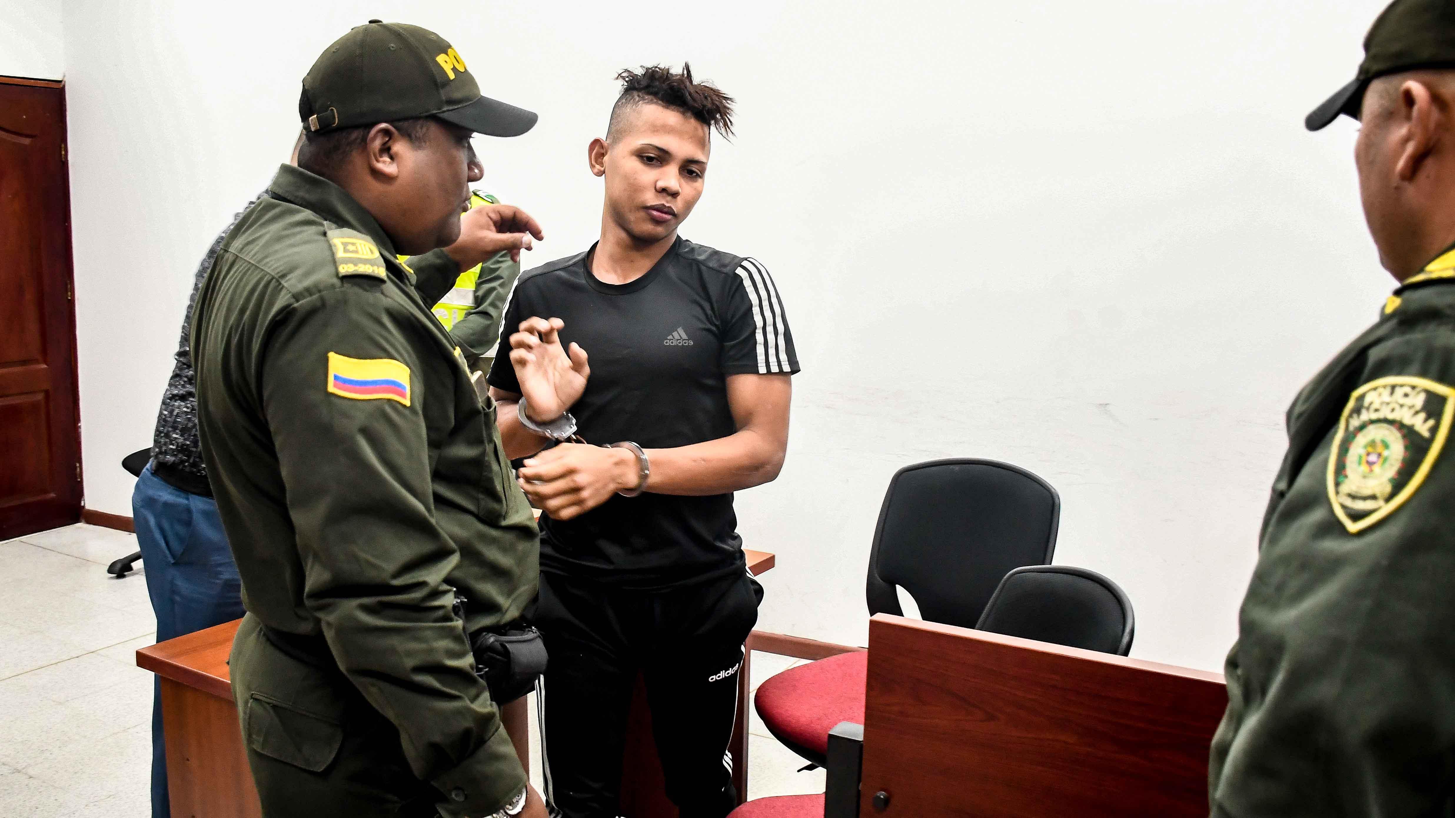 Daniel José Osorno Márquez fue enviado de manera preventiva a la penitenciaría El Bosque, por hurto.