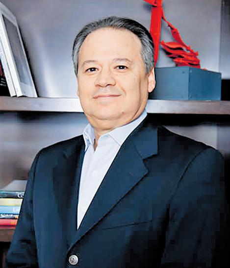 Amaury De La Espriella, presidente de Reficar.