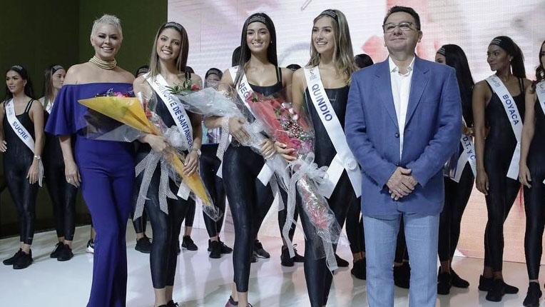 María Fernanda Aristizábal, ella es la nueva Señorita Colombia 2020
