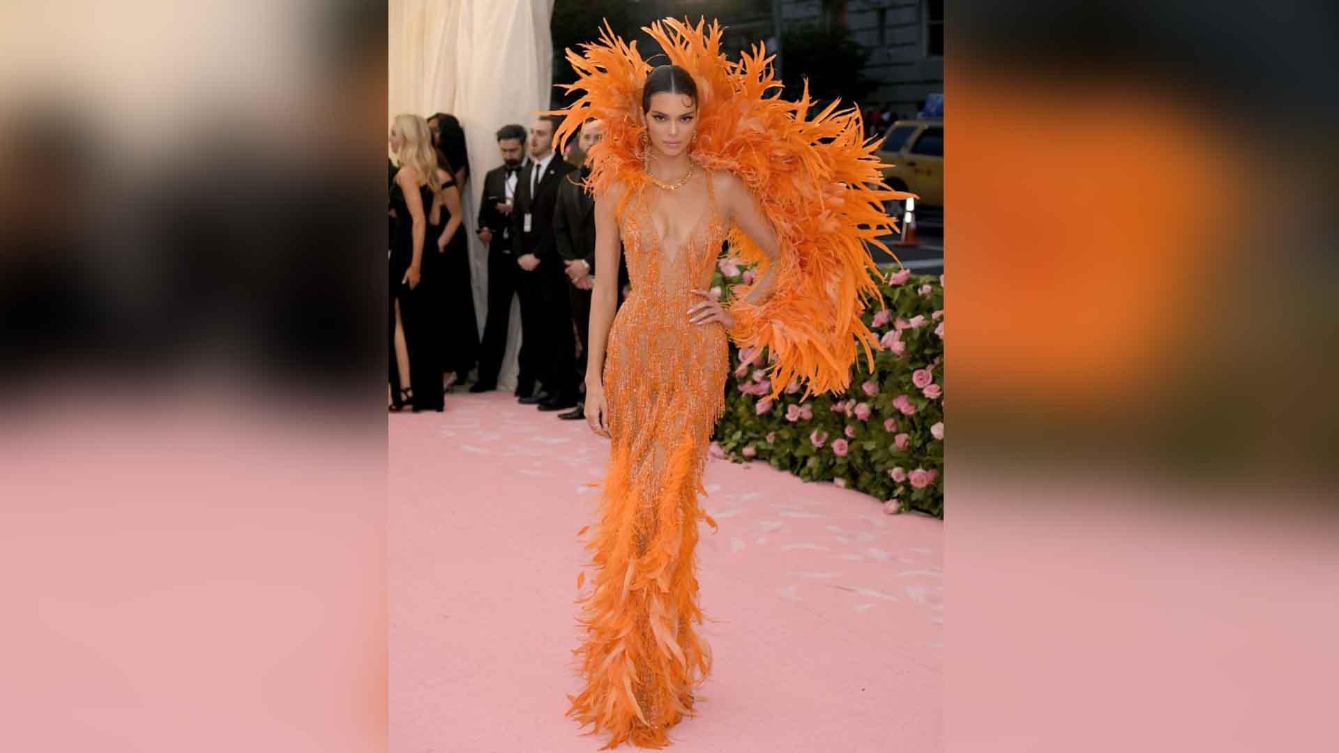 La modelo Kylie Jenner, de 21 años.
