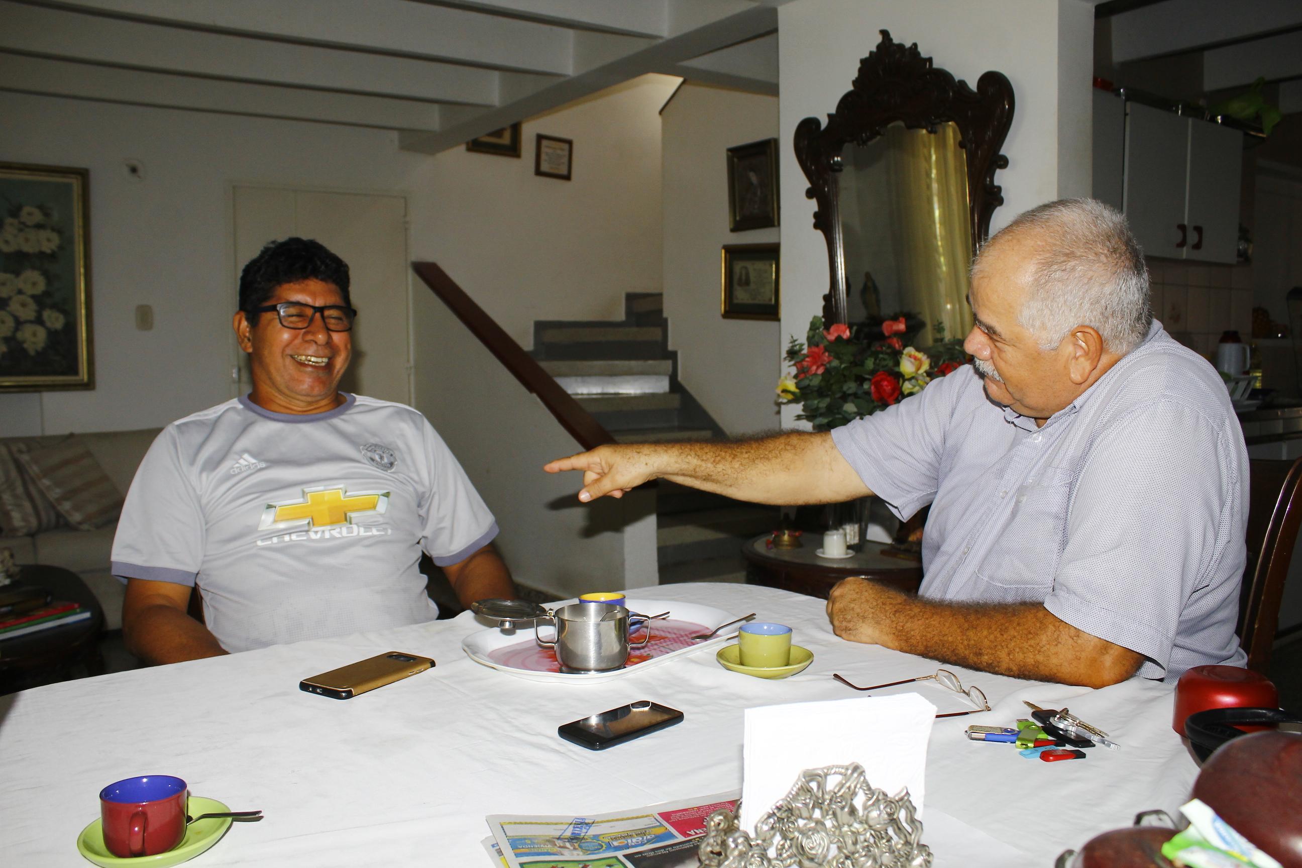 """""""Esos fueron los 80 días más difíciles en toda mi vida"""", le dijo Lacouture a Abelardo Caicedo, alias Solís Almeida."""