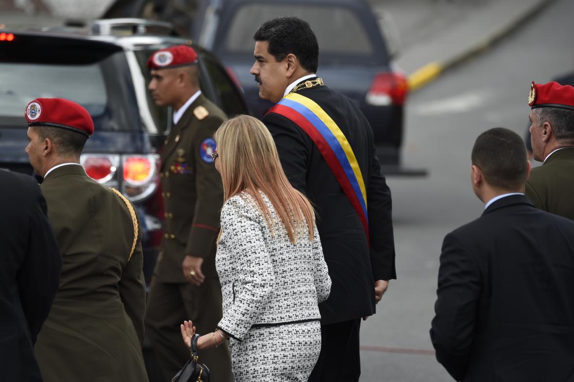 """Un grupo armado se adjudicó el atentado a Maduro en Venezuela"""""""