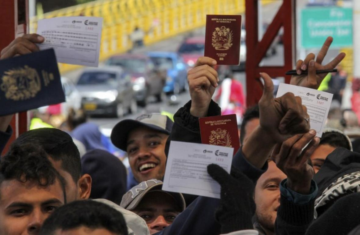 Venezuela ausente en la reunión de acuerdos de migración en Ecuador