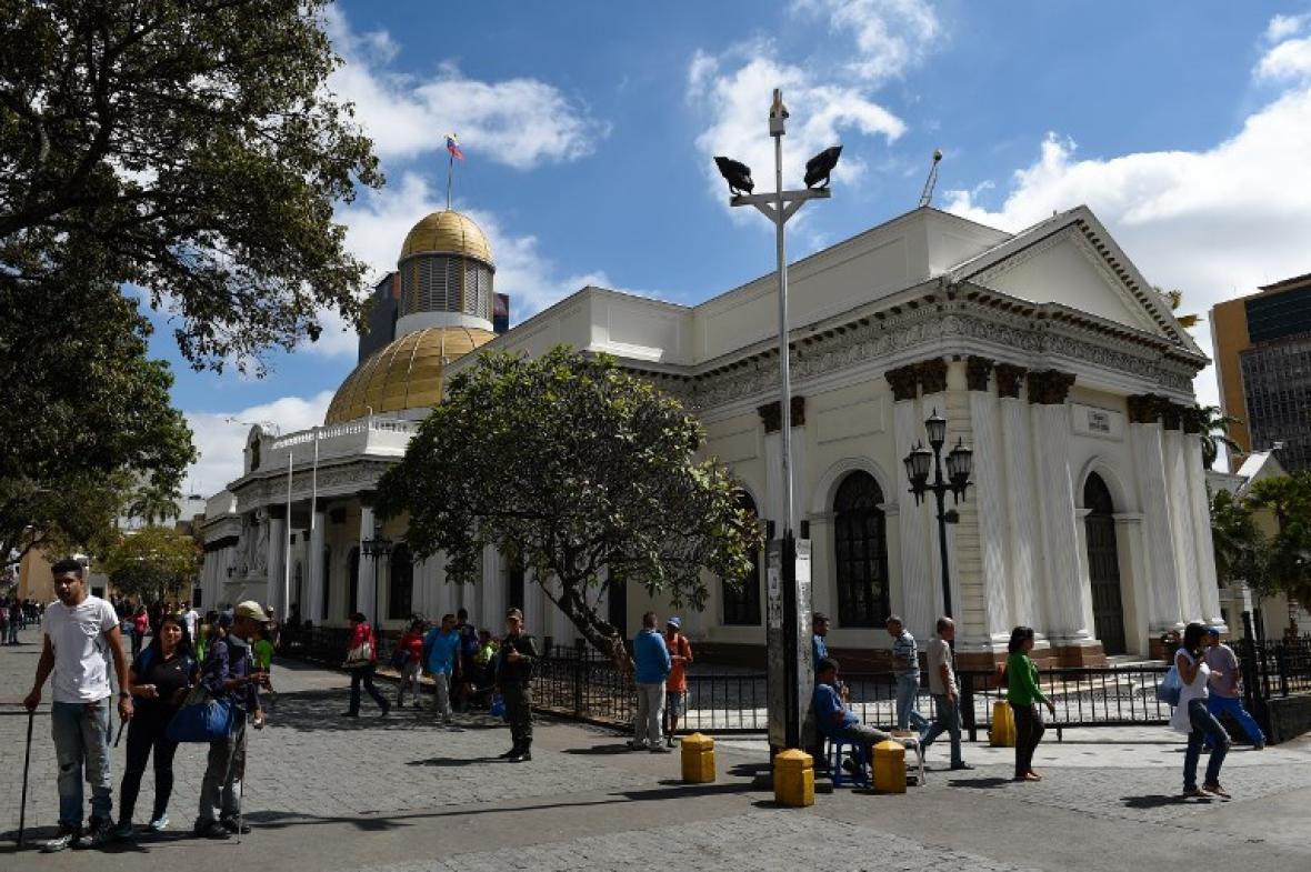 Sede de la Asamblea Nacional Constituyente.
