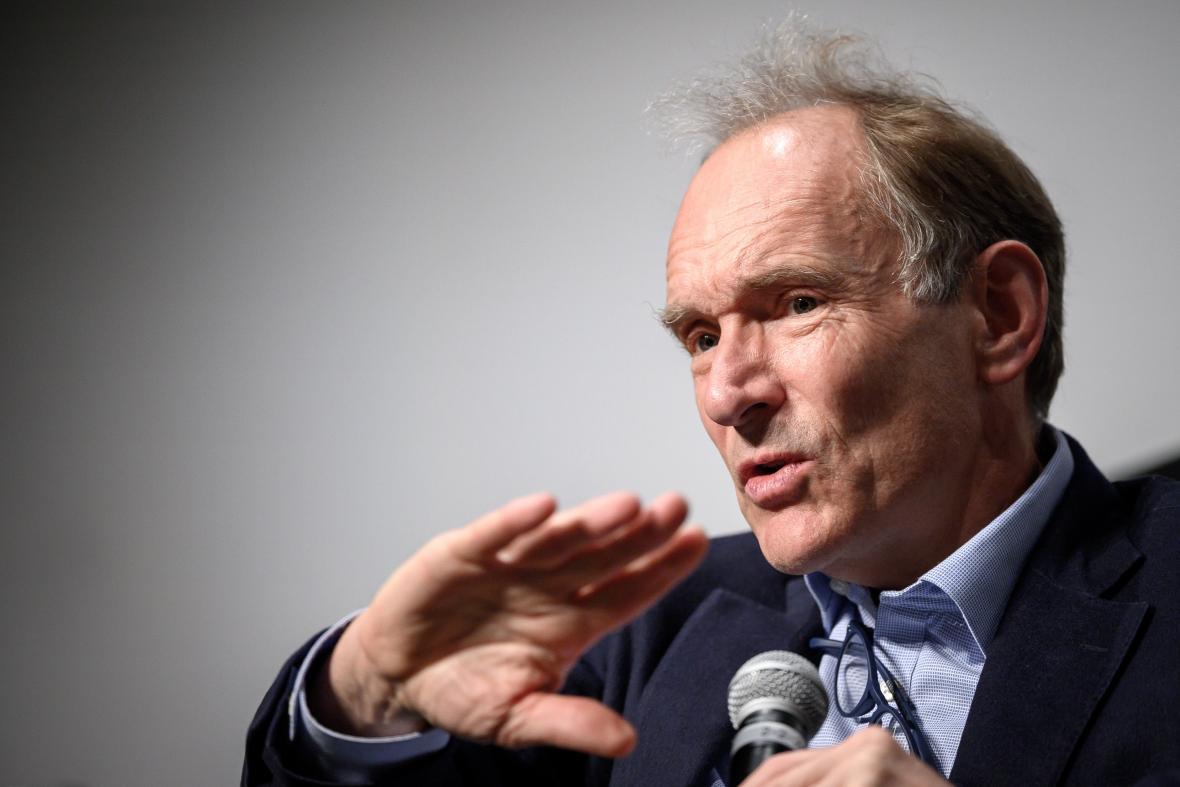 Tim Berners-Lee, inventor de la World Wide Web.