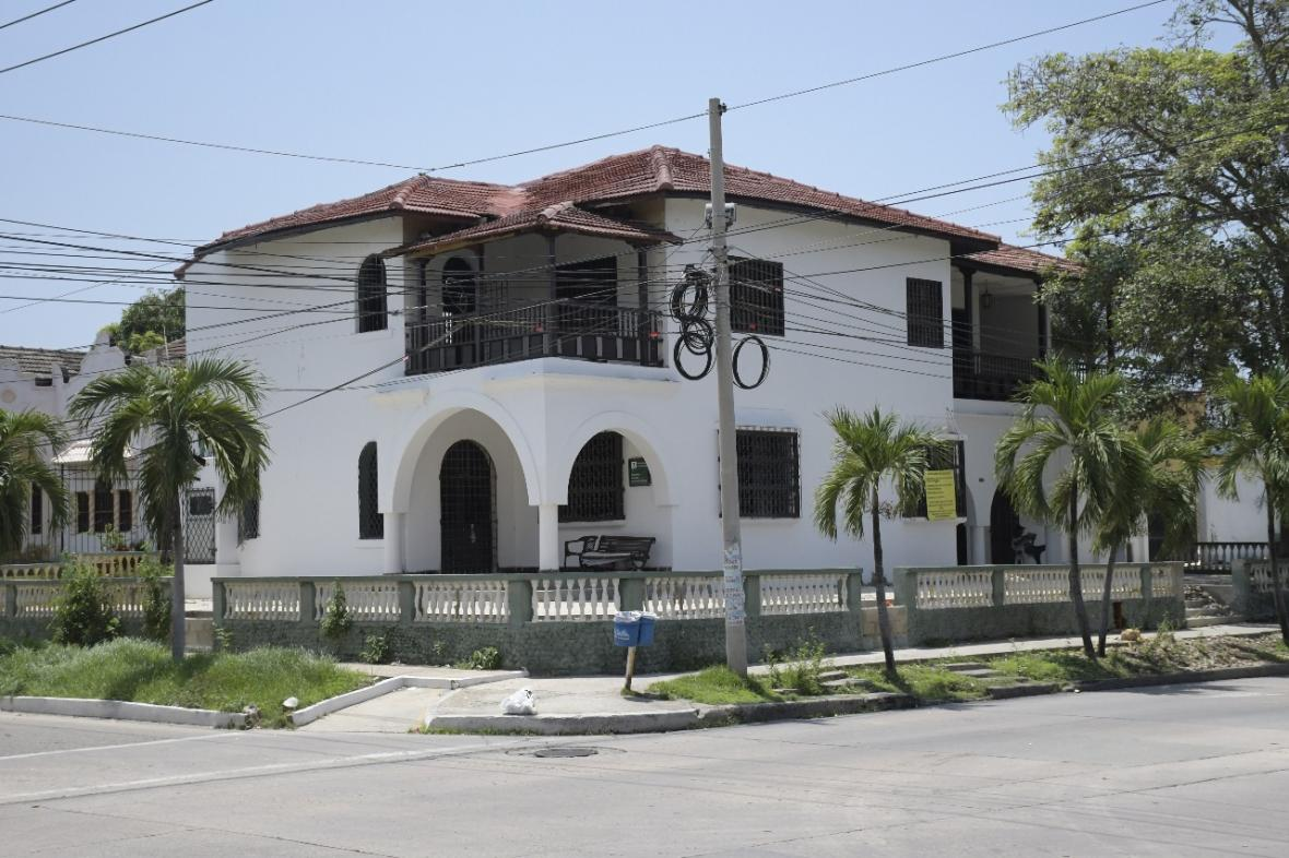 Casa del barrio El Prado en la carrera 61 con calle 72.