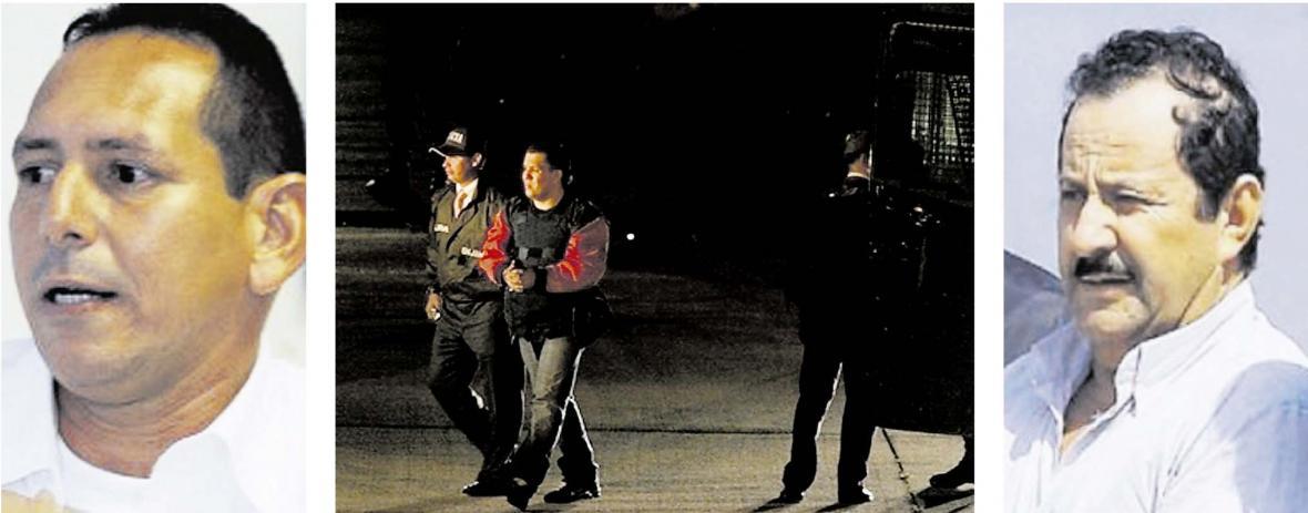 Eduardo Vengoechea M - 'Mello Pobre 'fue extraditado con su hermano en 2008 - Hernán Giraldo Serna