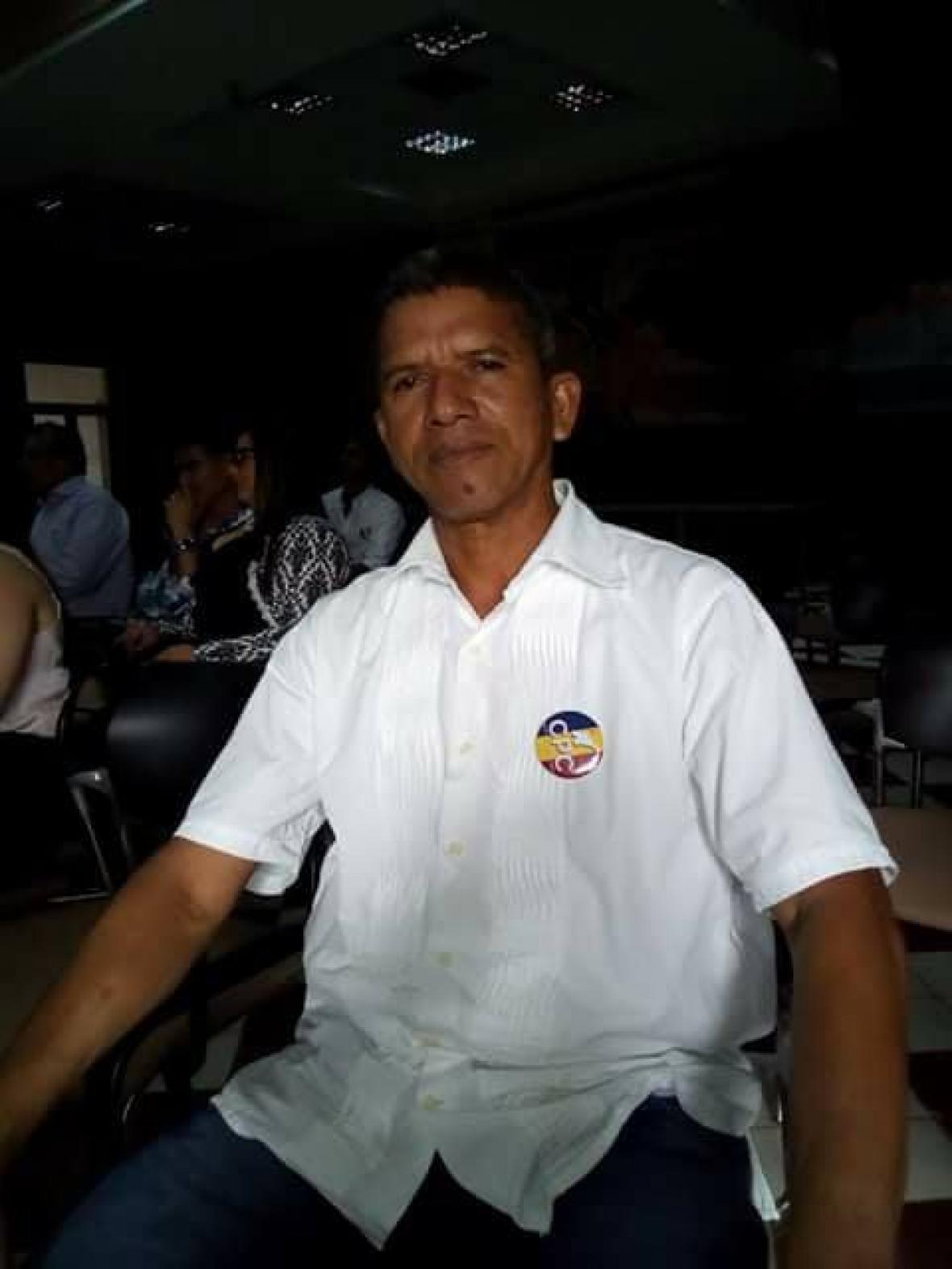 Luis Cuarto Barrios Machado, asesinado.