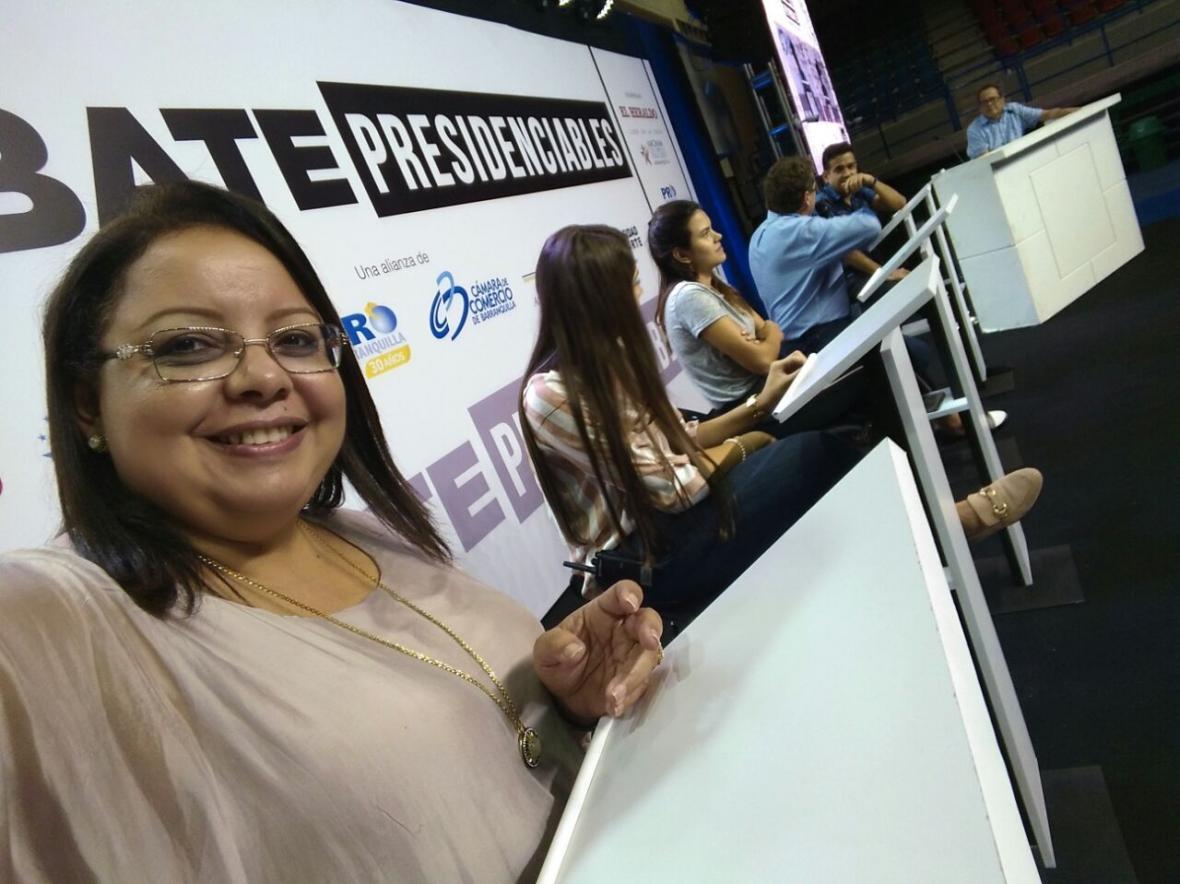 La Historia No Contada De El Debate El Heraldo -> Sala De Ensayo Tv Rosario
