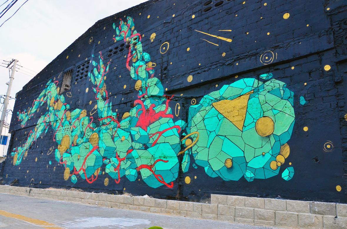 14 Murales El Legado De Killart En Barrio Abajo El Heraldo