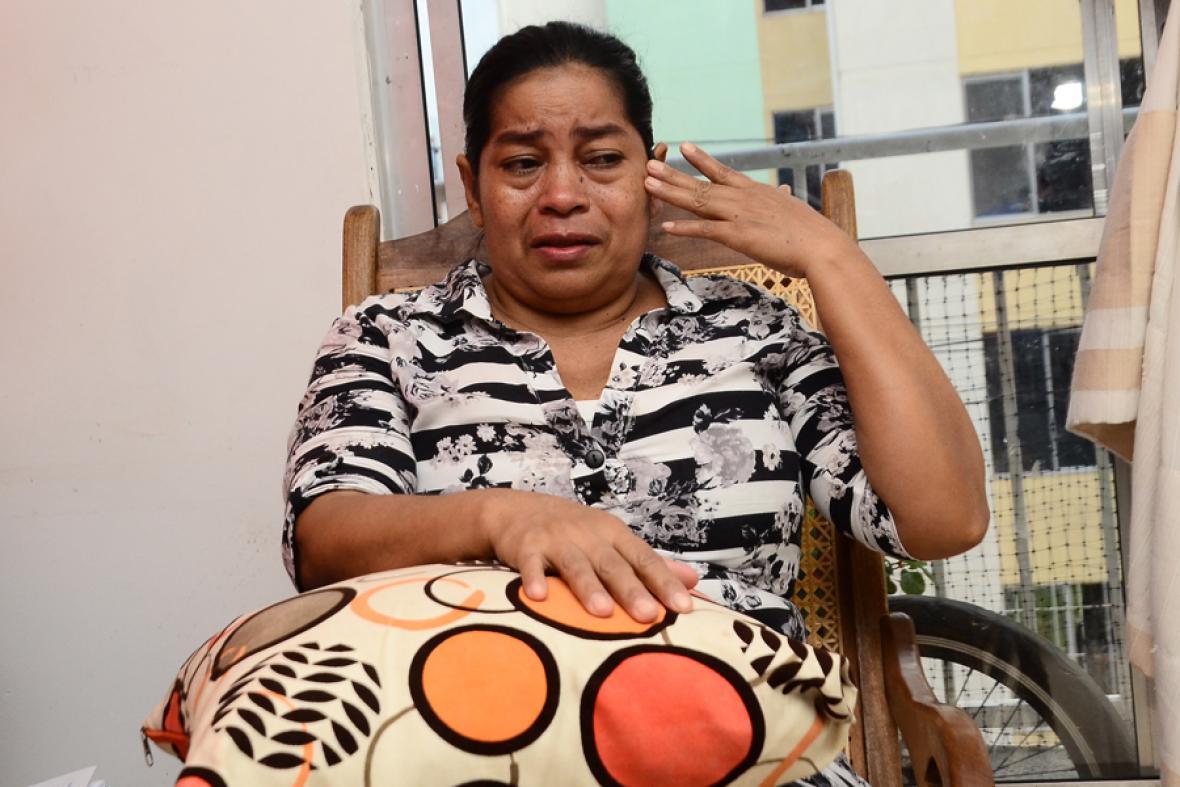 Rosa Domínguez.