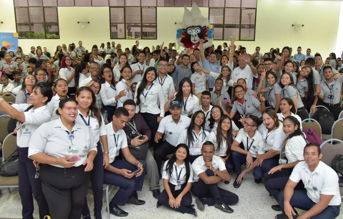 Sena dispondrá mil voluntarios para los Juegos Centroamericanos   El ...