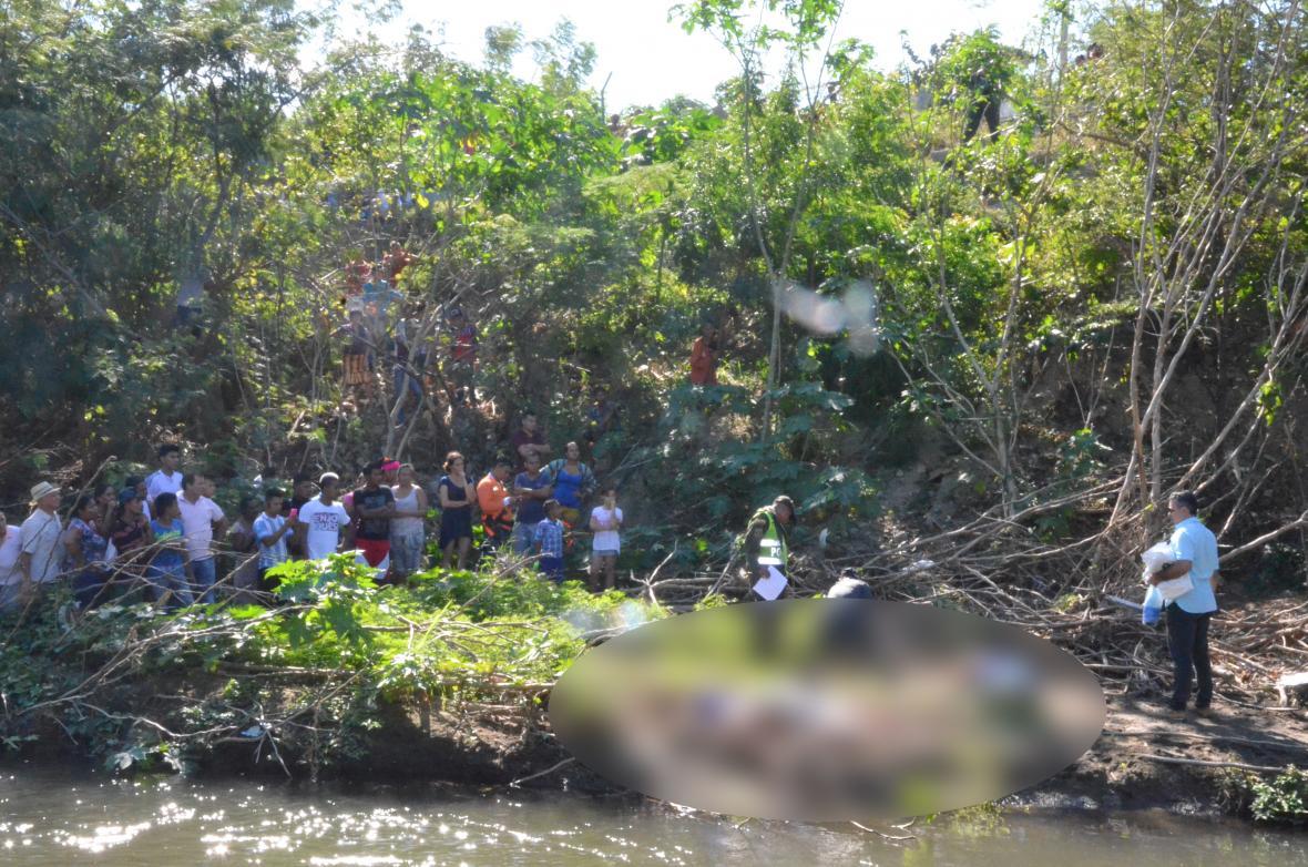 Asesinato de tres mujeres en Garagoa, a orillas del río Manzanares, ocurrido a inicios de 2017.