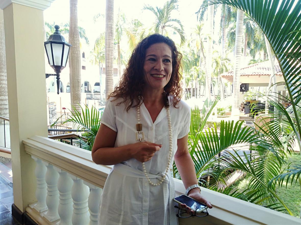 Beatriz Daza, directora de desarrollo empresarial Competitivo de la Cámara de Comercio de Barranquilla.