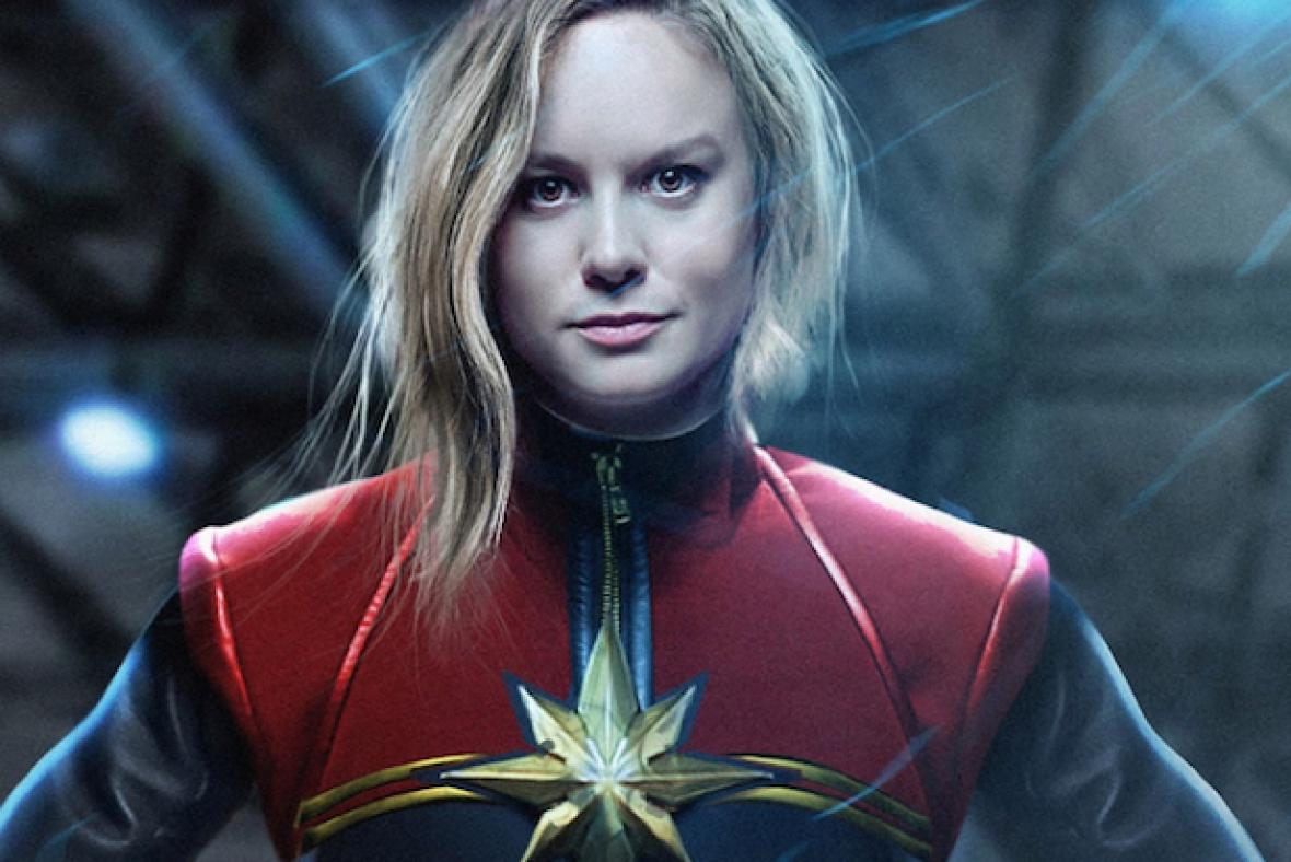 Captain Marvel. La cinta estará en la gran pantalla el 7 de marzo.