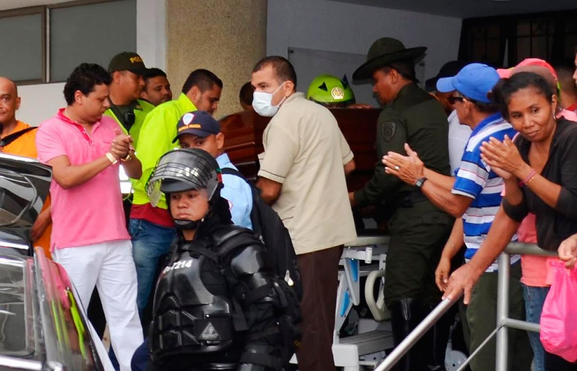 Hijo de Diómedes Díaz será velado el lunes en Colombia