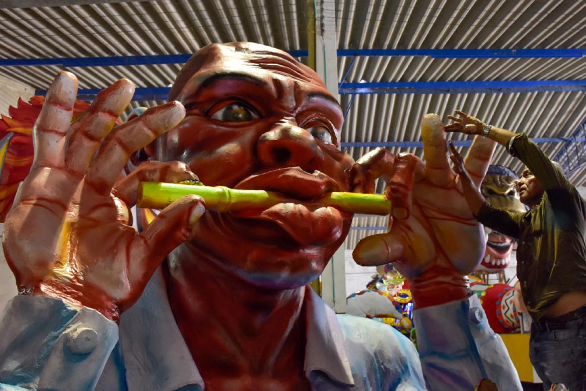 La flauta de millo se tomará el cumbiódromo 'Al son de la cumbia', tras pasar por la manos de Roys.