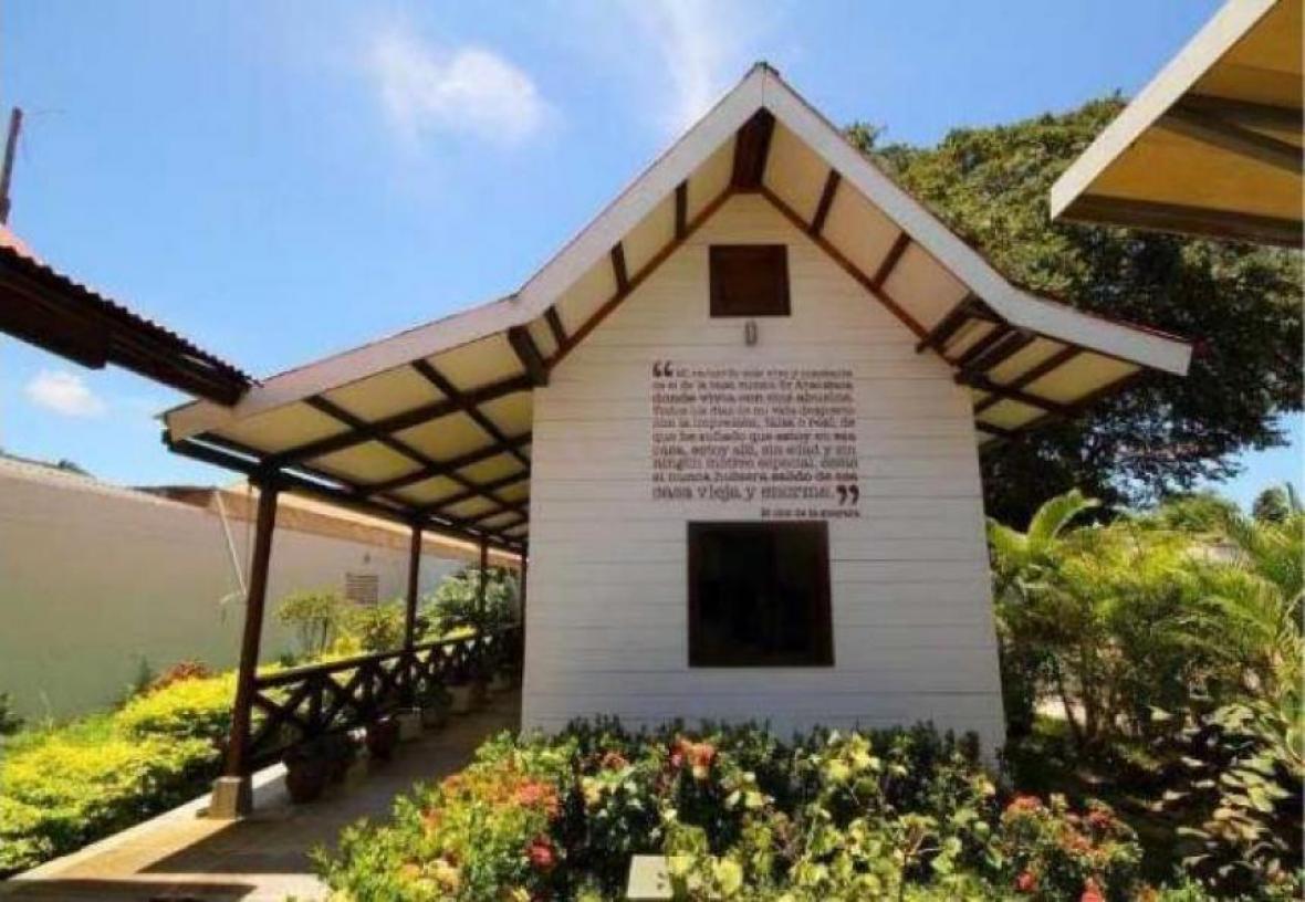 La casa del telegrafista de Aracataca