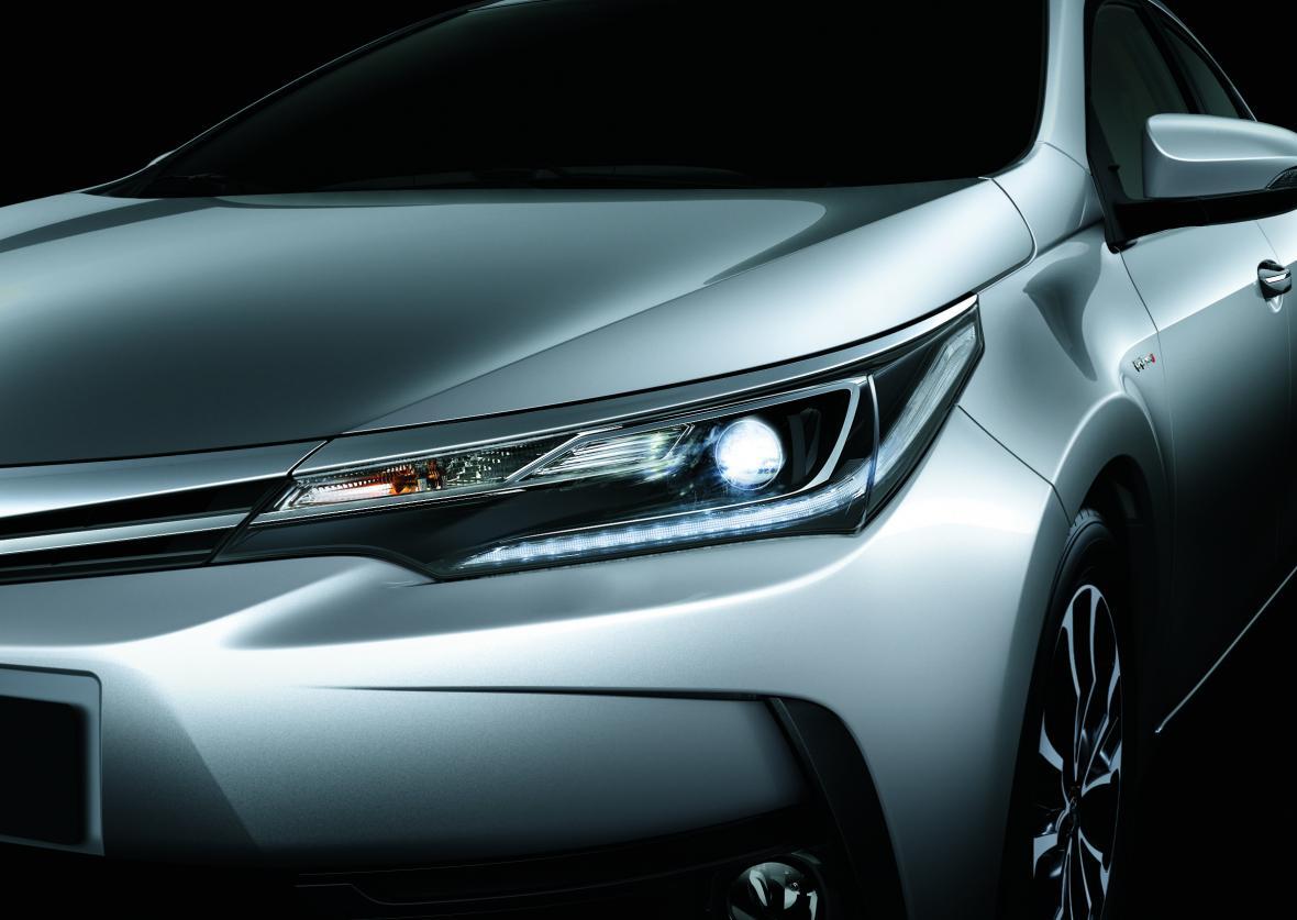 Bajo un concepto de novedoso y futurista, la nueva versión del Corolla llega al mercado colombiano con un precio  asequible.