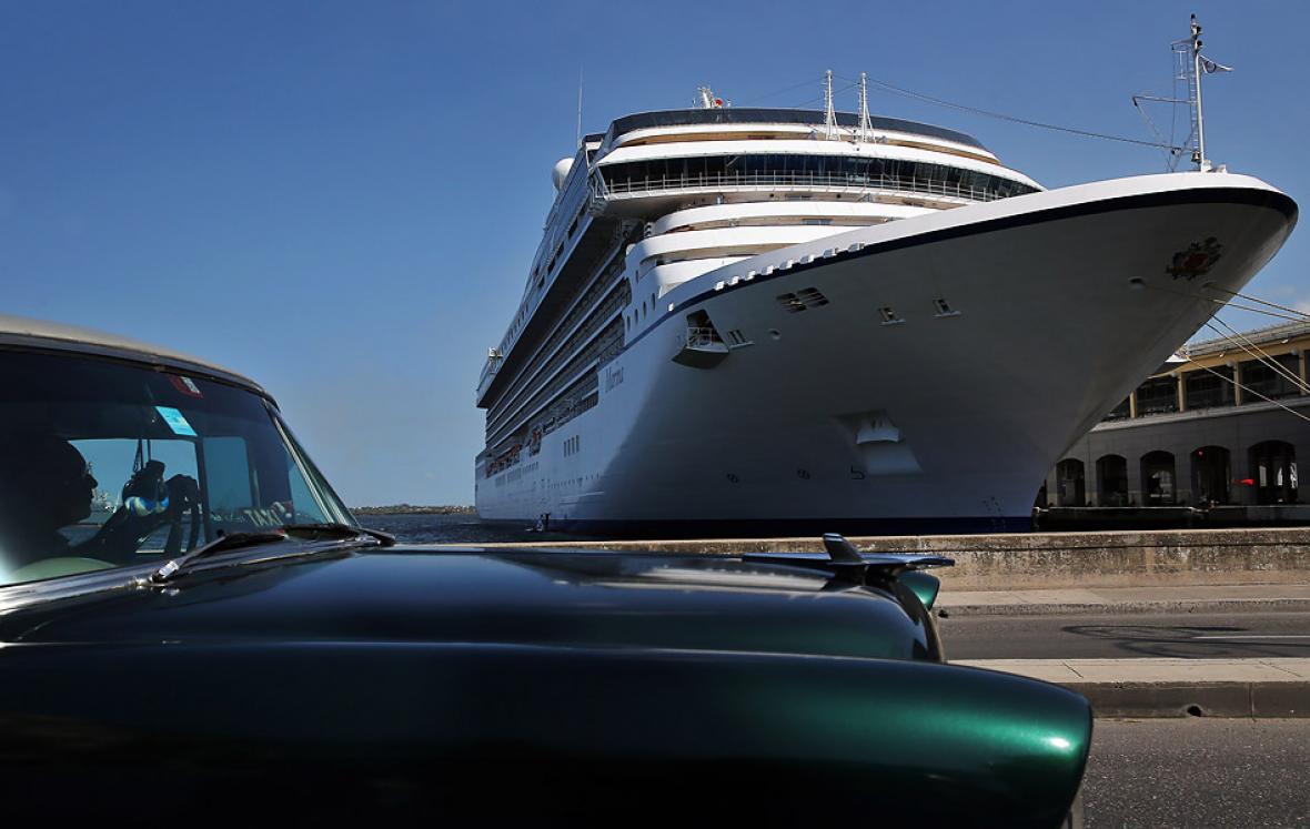 Este es el crucero
