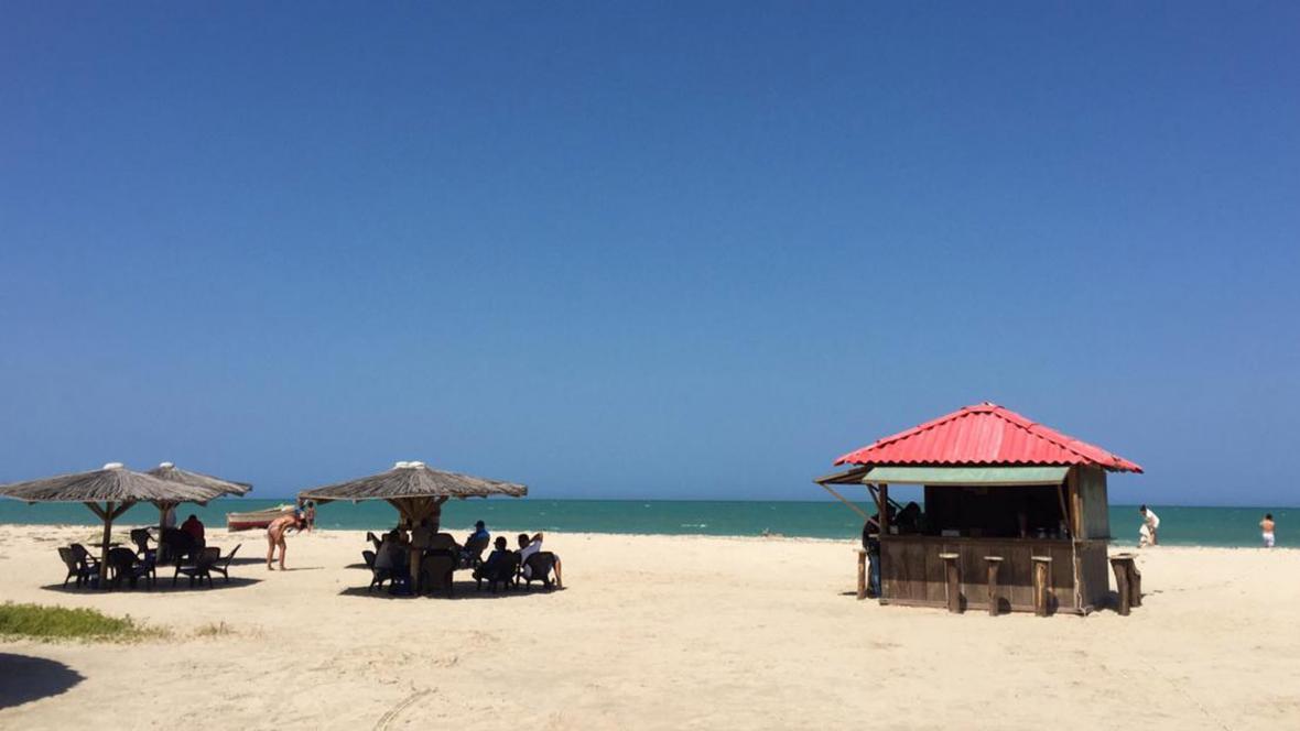 Las playas están en el corregimiento de Mayapo, en Manaure.