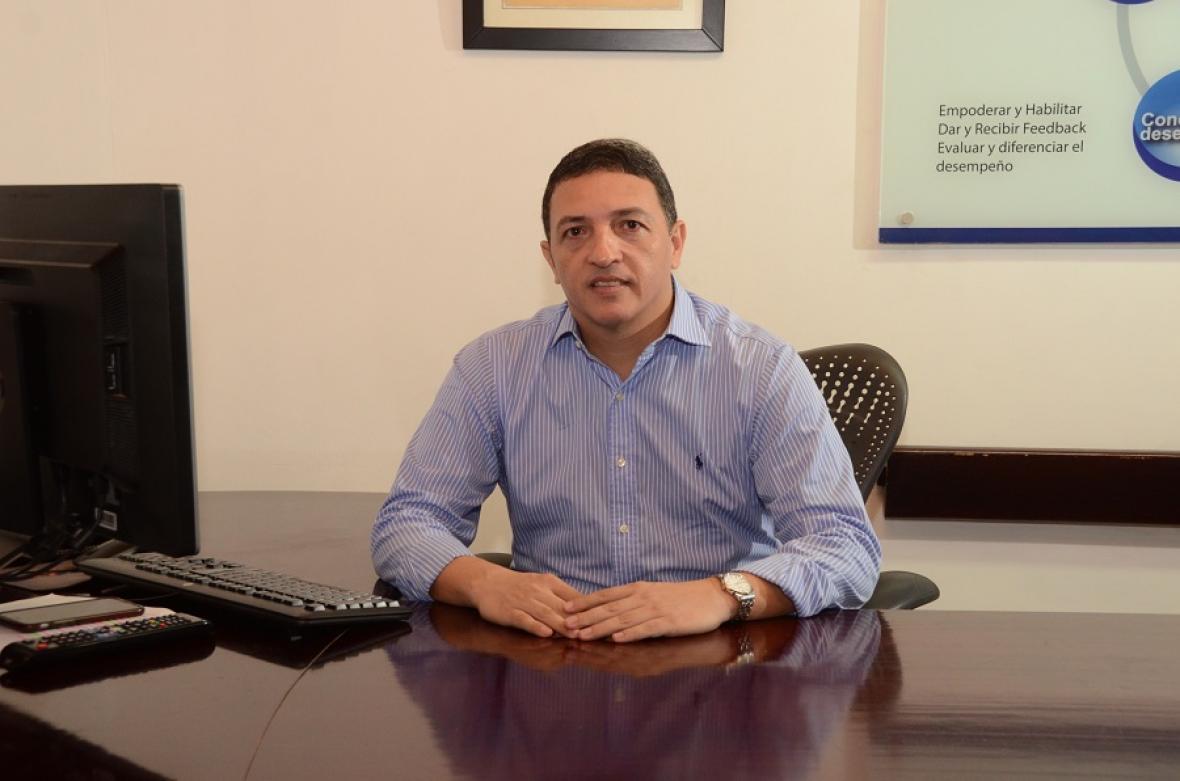 Juan Orozco Pantoja, gerente de  Dairy Partners Colombia Ltda (DPA)