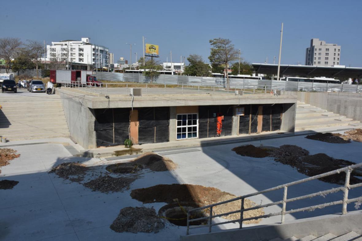 El Romelio Martínez tendrá un 'Museo del Deporte', que quedará detrás de la estación de Transmetro.